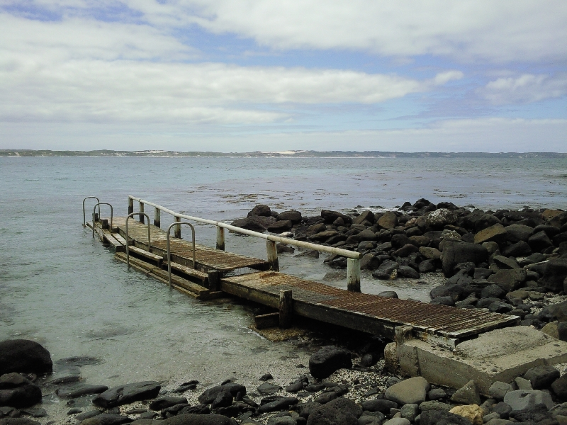 On the Cape in Bridewater, Cape Bridgewater Australia