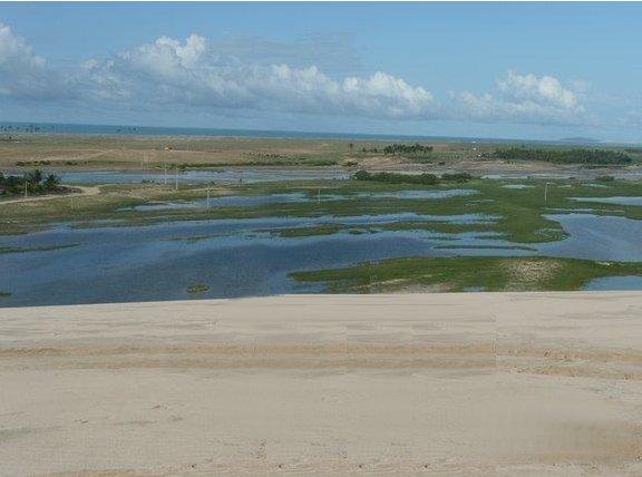 Blue Lagoon in Jijoca de Jericoacoara, Jijoca de Jericoacoara Brazil