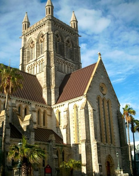 The Cathedral in Hamilton, Bermuda