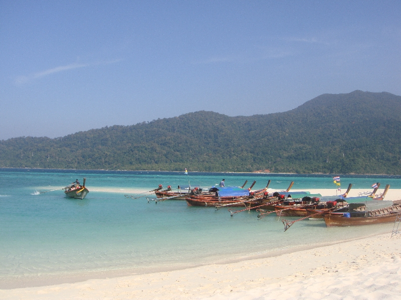 Beautiful Beach of Ko Lipe, Ko Lipe Thailand