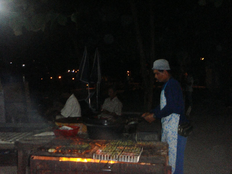 The Seafood restaurant on Ko Lipe, Thailand