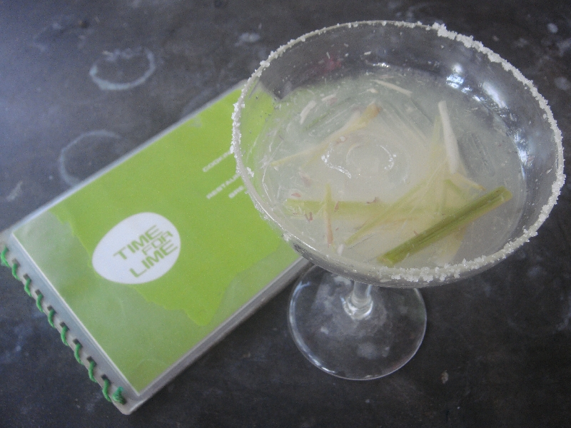 Lime Margherita at Time for Lime, Thailand