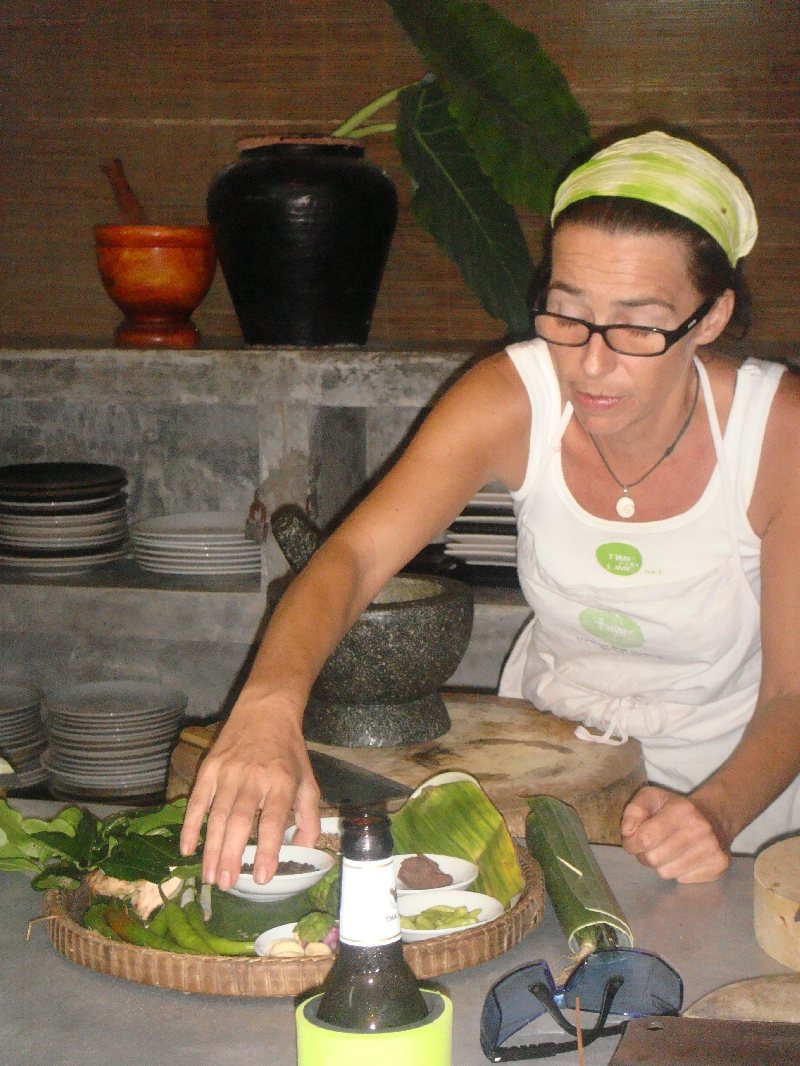 Thai Cooking Classes on Ko Lanta, Thailand