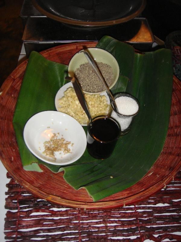 Tasting Thai Dips!, Ko Lanta Thailand
