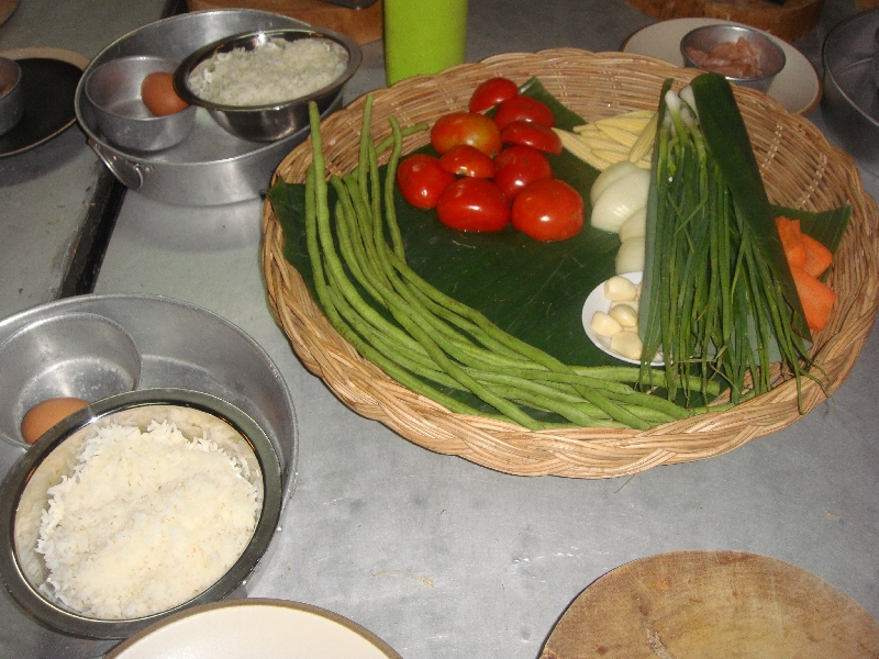 Ready to cook some Thai!, Thailand