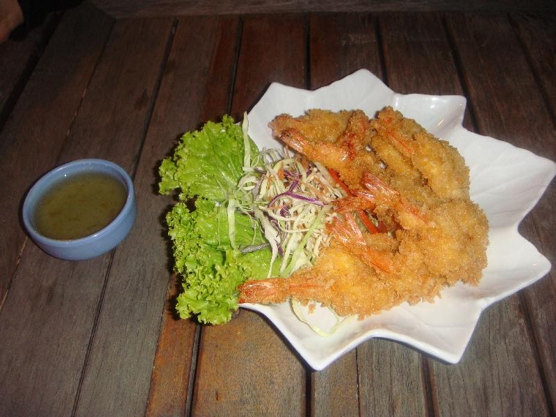 Yummie food in Nakhon Pathom, Thailand