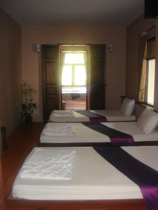 The Thai massage rooms, Nakhon Pathom Thailand