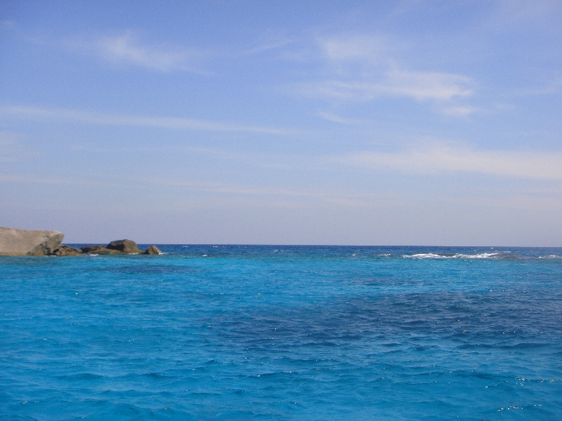Panoramic pictures of Ko Similan, Thailand
