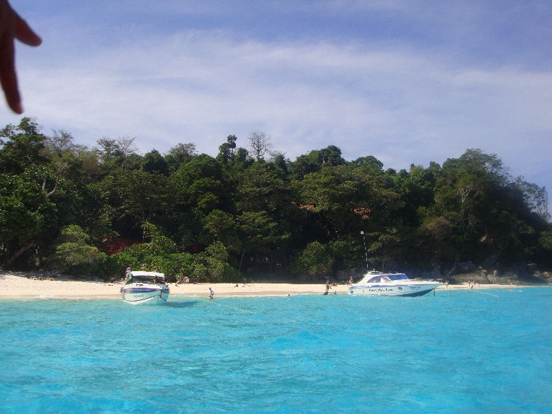 Our hotel resort!, Ko Similan Thailand