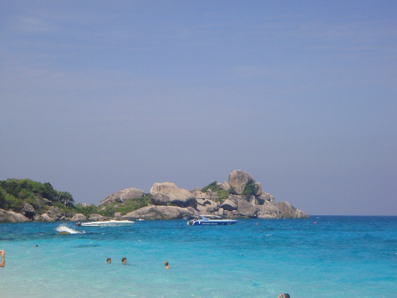 Photos of the Similan Islands, Ko Similan Thailand