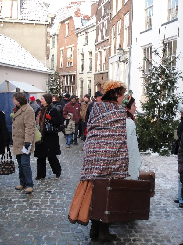 Charles Dickens feast in Deventer, Netherlands