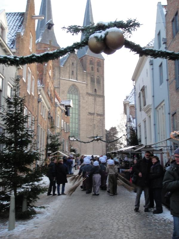 Christmas time in Deventer, Netherlands