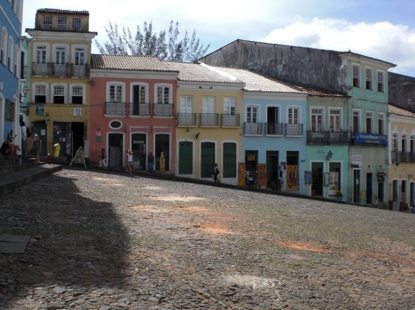 Praco do Pelourinho in Bahia, Salvador, Brazil
