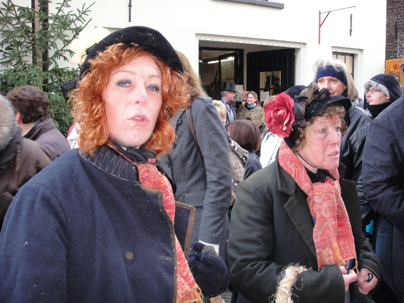 Charles Dickens festival 2009, Netherlands