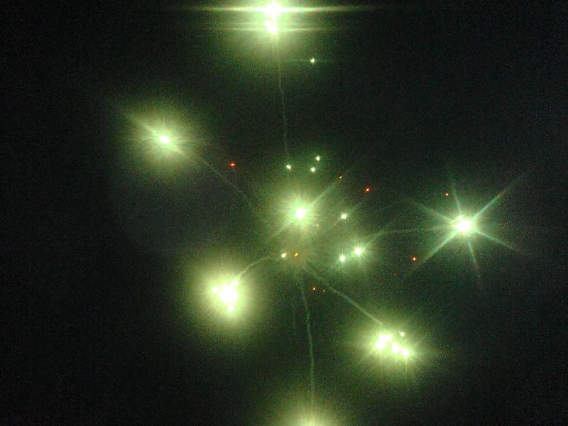 Fireworks on Ko Phi Phi, Thailand