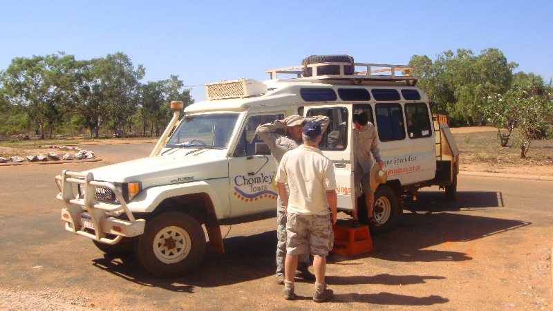 Day trip to Cape Leveque, Australia
