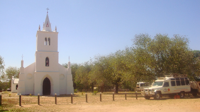Beagle Bay Community Church, Cape Leveque Australia