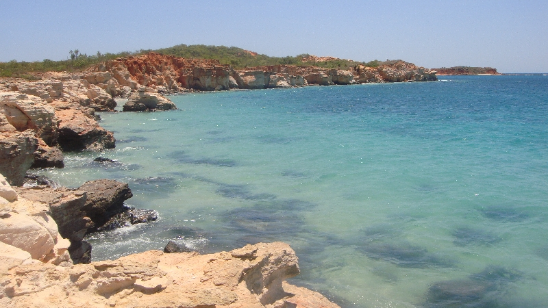 The amazing coast of Cape Leveque, Cape Leveque Australia