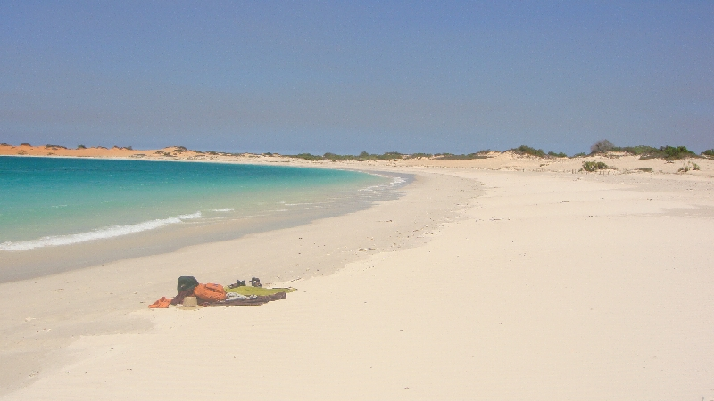 Pictures of Australian beaches, Cape Leveque Australia