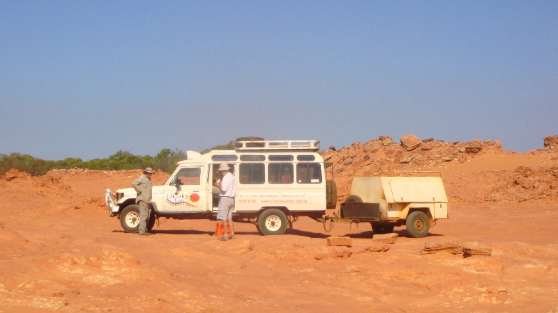 Our beautiful 4wd!, Cape Leveque Australia