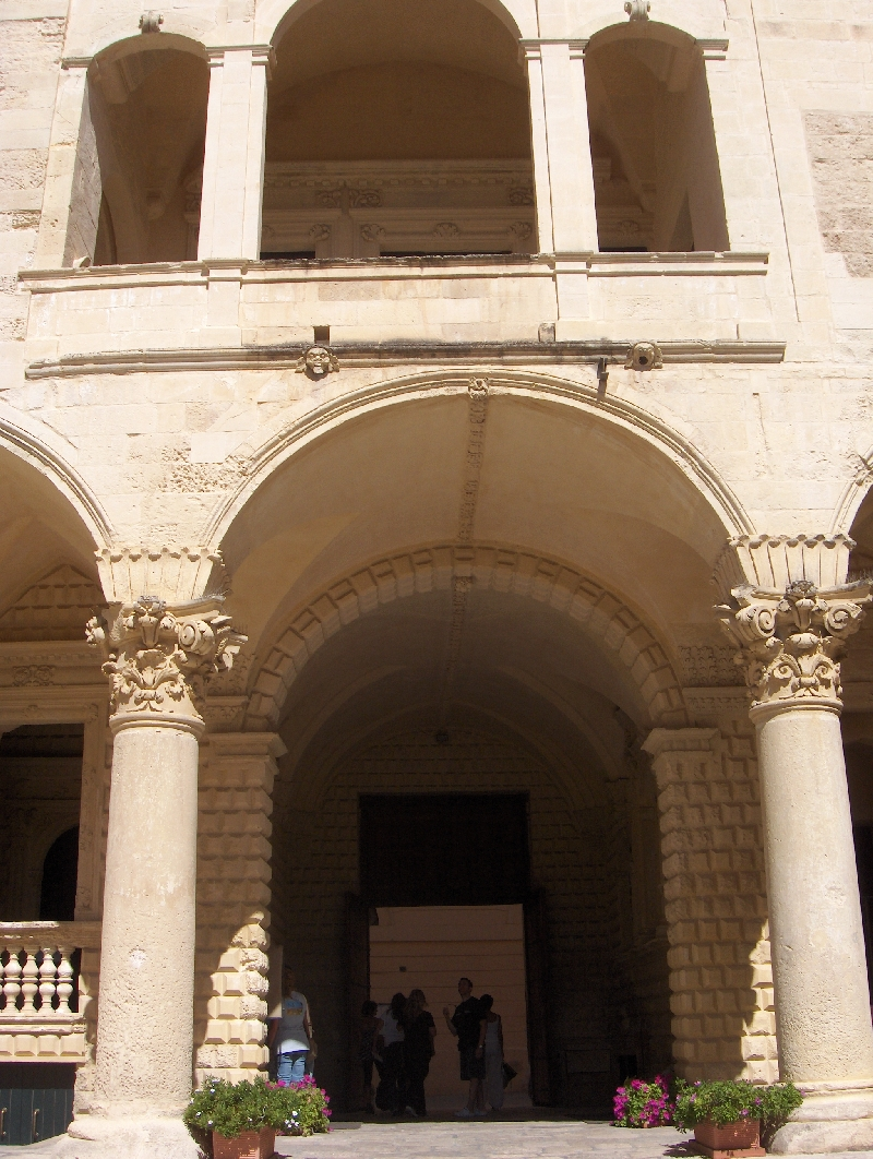 Baroque architecture in Lecce, Italy, Italy