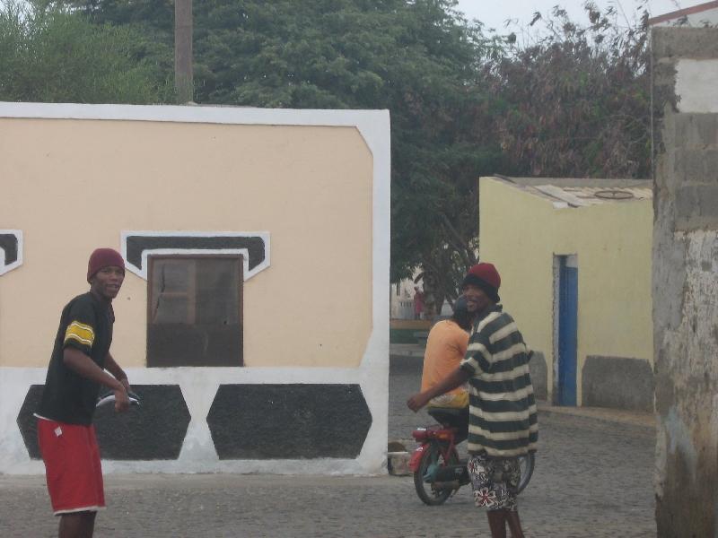 Locals having fun on Cape Verde, Cape Verde