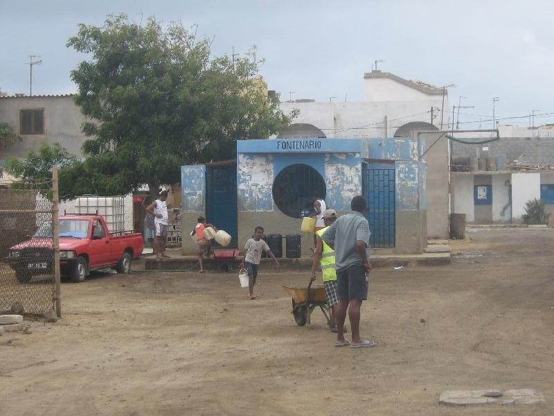 Street pictures of Cape Verde, Espargos Cape Verde
