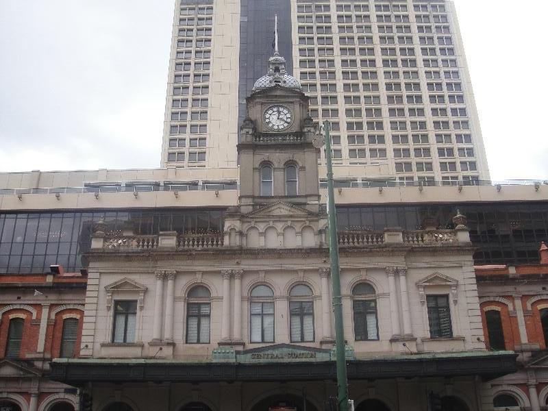 Pictures of Brisbane City Hall, Australia