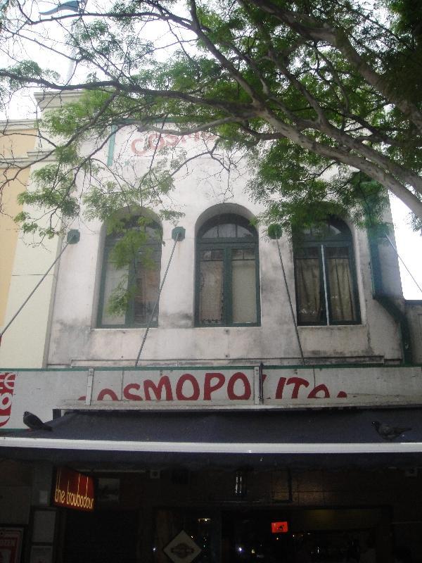 Restaurant Cosmopolian in Brisbane, Australia