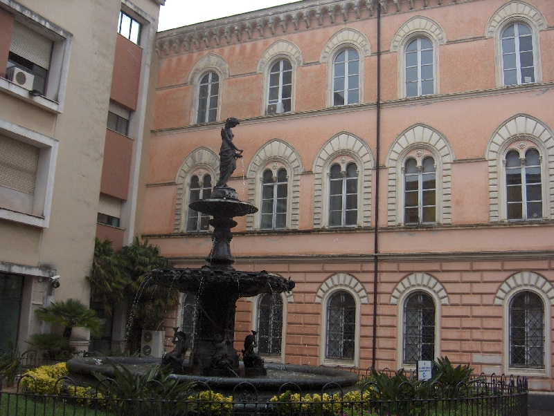 Historic centre of Catanzaro, Italy