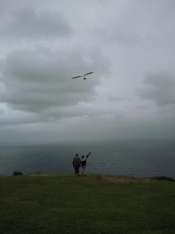 Airplay Tandem Hang Gliding, Australia