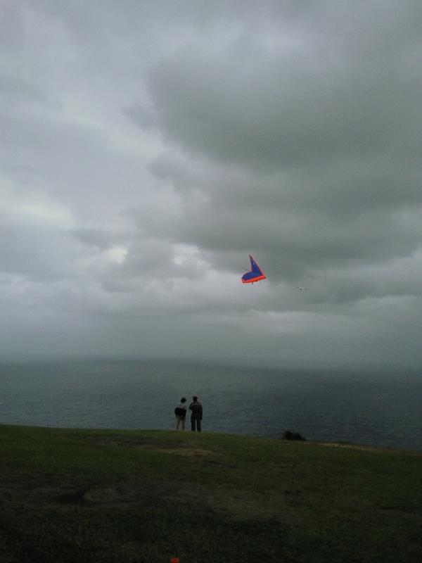 Tandem hang gliding in Cairns, Australia