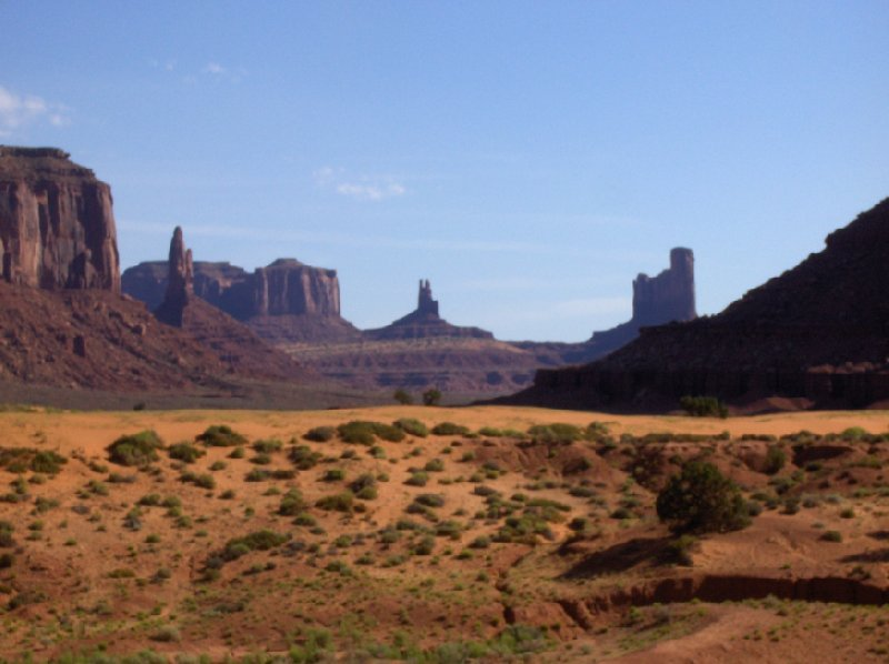 Pictures of Monument Valley, United States