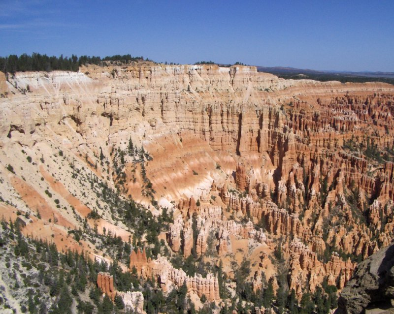 Flagstaff United States The amphitheatre at Bryce Canyon