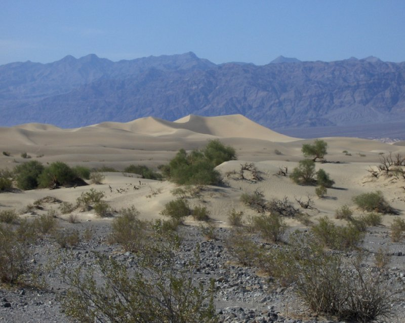 Mojave Desert of Death Valley, San Francisco United States