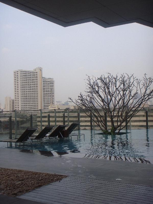 Hotels in Bangkok with swimming pool, Bangkok Thailand