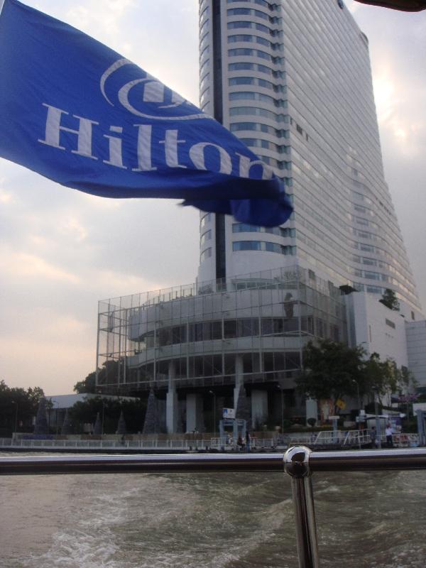 Free hotel shuttle in Bangkok, Thailand