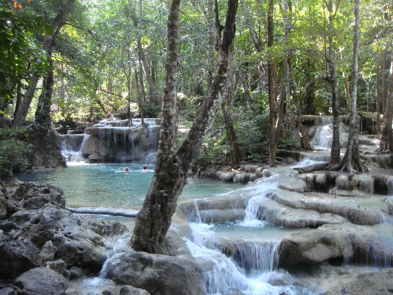 Amazing Thailand waterfalls, Thailand