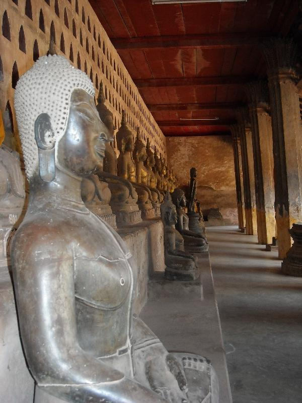 Pictures of Wat Si Saket, Laos