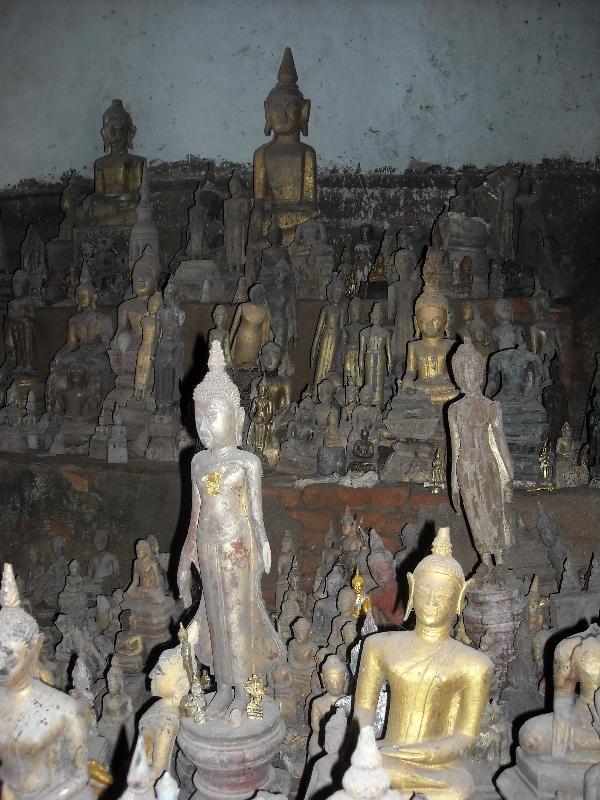 Buddha Caves near Luang Prabang, Laos