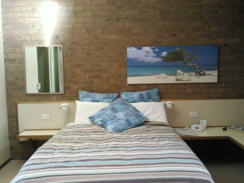 Apollo Bay Australia Appartments bedroom in Apollo Bay