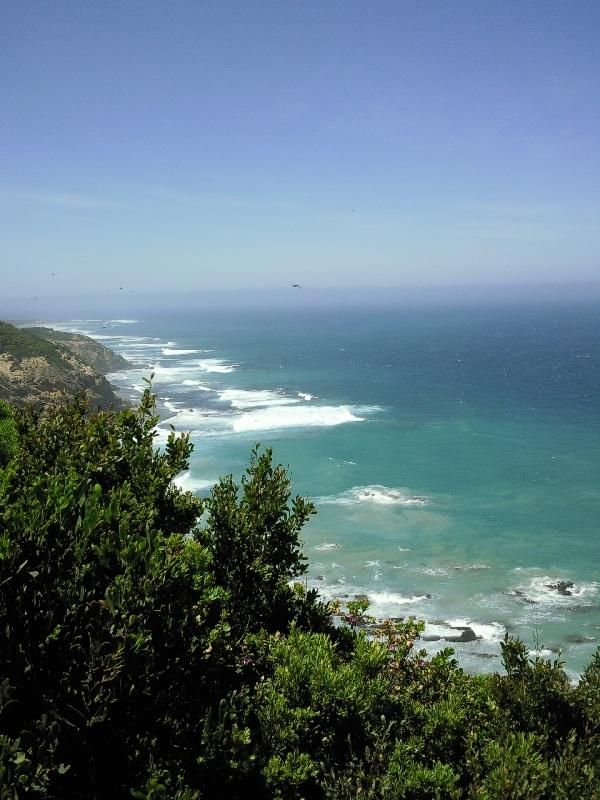 View from Cape Otway, Australia