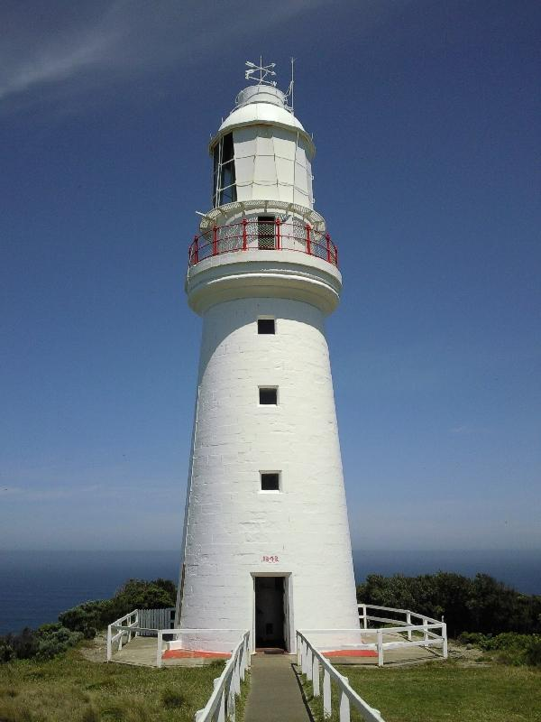 Photos of the Lighthouse, Cape Otway Australia