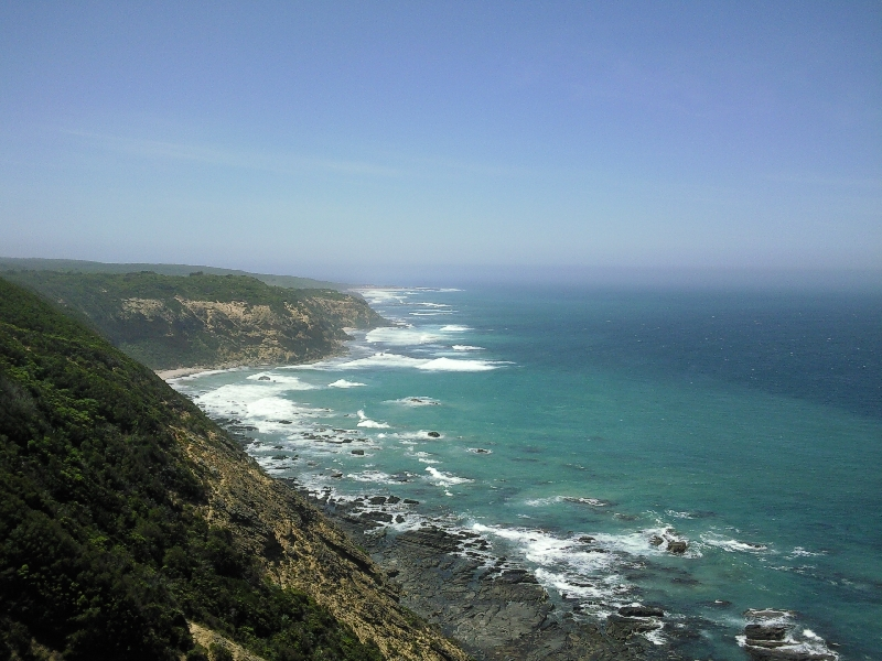 Bass Strait and Southern Ocean, Cape Otway Australia