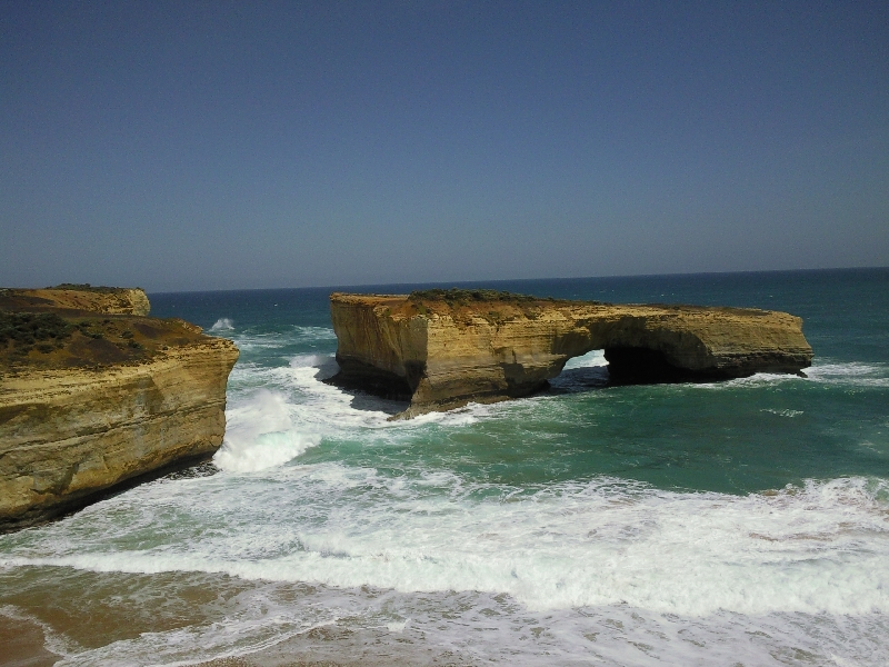 Port Campbell Australia The Arch on the Great Ocean Road