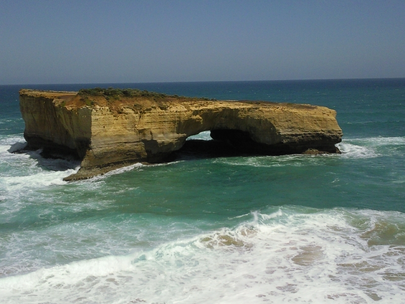 One of the two arches, Port Campbell Australia