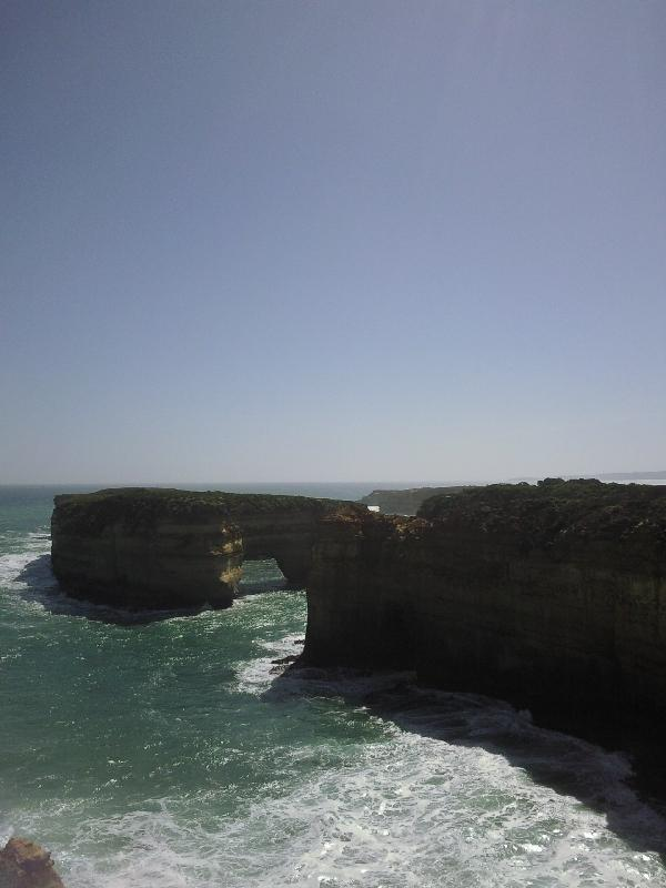 The arch on the Great Ocean Road, Great Ocean Road Australia
