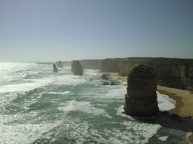 Pictures of the 12 apostles, Australia