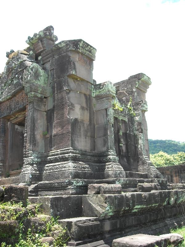 Old Cambodian Temple ruins, Cambodia