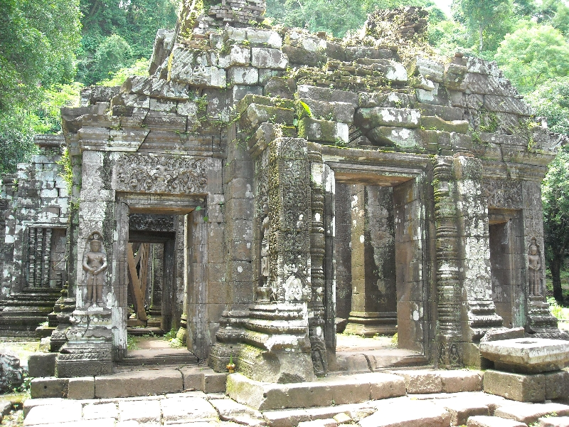 Pictures of Preah Vihear, Cambodia